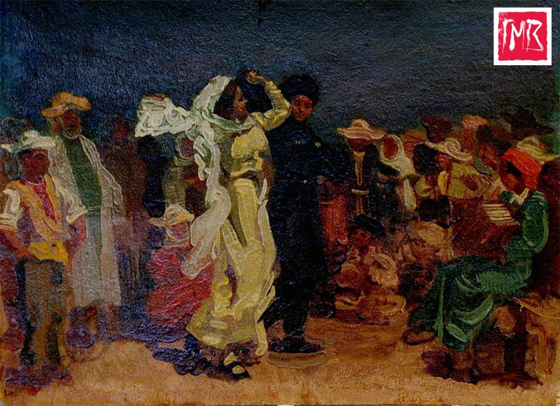 Персональная выставка Николая Карахана в Музее Востока