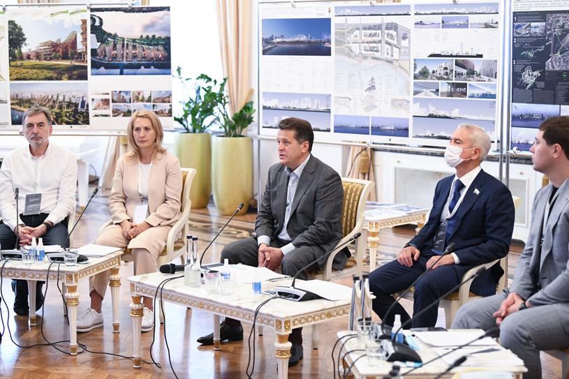 Итоги международного архитектурного конкурса концепций развития территории на правом берегу реки Казанки