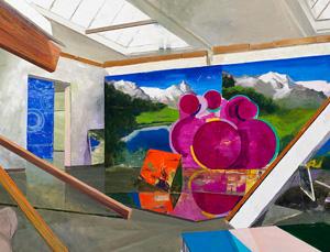 Выставка «Мартин Каспер. Архитектура и Трансгрессия» в Музее архитектуры им. А.В. Щусева