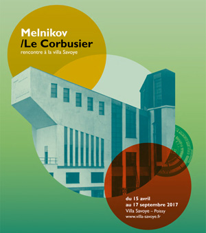 Выставка «Мельников / Ле Корбюзье: встреча на вилле Савой»