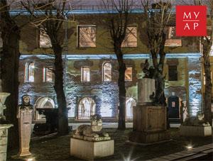 «Ночь музеев 2021» в Государственном музее архитектуры имени А.В. Щусева