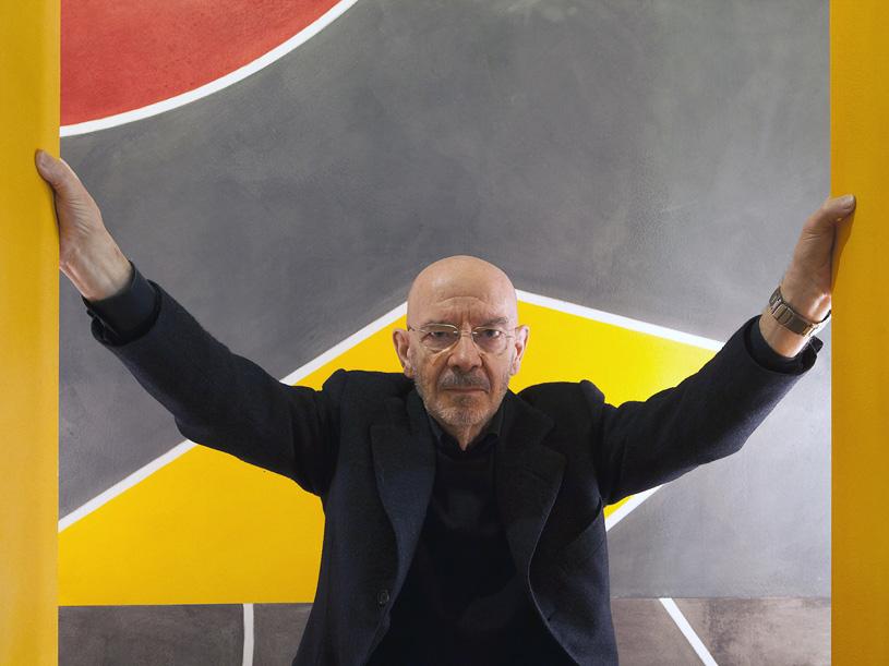 Выставочный проект «Марио Беллини. Красота по-итальянски» в Музее архитектуры им. А.В. Щусева