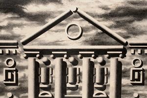 Выставка «Оммаж Пиранези. Архитектурные миры Сергея Резникова»