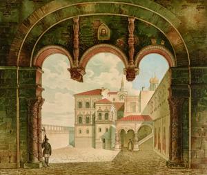 Лекция Кирилла Постернака «От «Комедийной хоромины» к барочному театру»