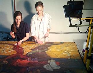 Практические курсы для взрослых и детей по живописи и скульптуре в Музее архитектуры имени А.В. Щусева