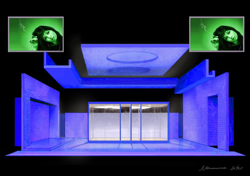 Программа дискуссий о сценографии в рамках выставки «Мир - театр. Архитектура и сценография в России»