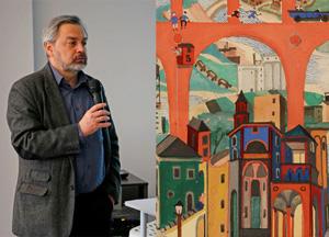 Лекция Сергея Кавтарадзе «Архитектура как персонаж. Театральный задник от античности до наших дней»
