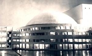 Лекция Алексея Воробьева «Синтетический театр массового действа: от оперы к городу»