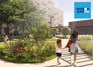 Проекты благоустройства московских дворов в рамках программы «Мой район»