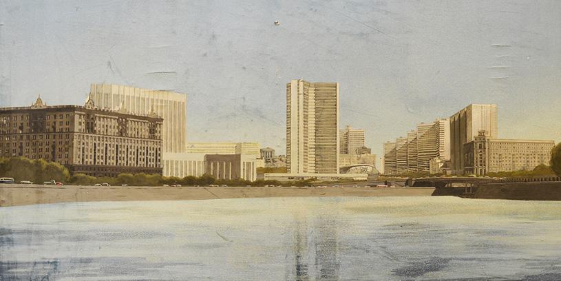 Лекция Александра Змеула «Новый Арбат - символ советского модернизма»