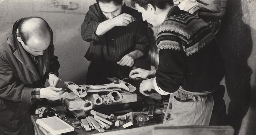 Выставка «НЭР: По следам города будущего. 1959—1977» в Музее архитектуры им. А.В. Щусева