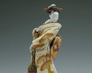 Выставка «Под ветвями цветущей сакуры. Куклы Оно Хацуко» в Музее Востока