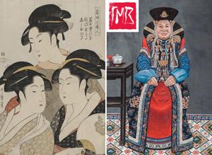 Выставка «Восток. Другая красота» в Государственном музее Востока