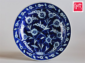Выставка «Неувядающий сад. Османская керамика XVI-XIX вв.» в музее Востока