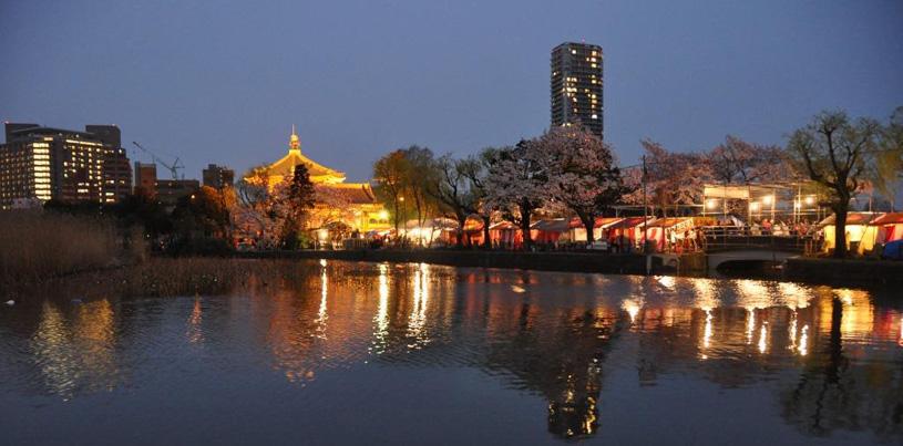 Международная конференция «ПаркЛаб. Опыт Токио»