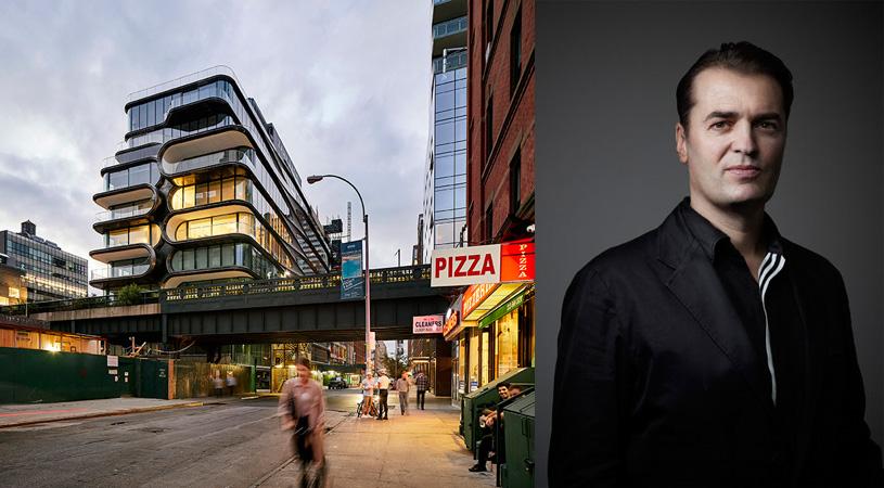 Patrik Schumacher: «Архитектуре нужно выйти из текущей раздробленности, растерянности и плюрализма стилей»