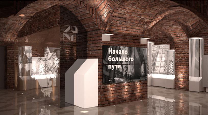 Открытие музея проектного дела в Петербурге
