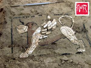 Выставка «Блистательная Маргиана», посвященная 90-летию археолога В.И. Сарианиди