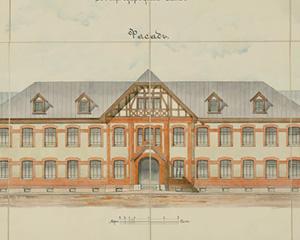 Выставка «Архитектор Сильвио Данини» в музее архитектуры имени А.В. Щусева