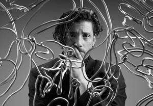 "Выставка скульптора ""Man of Wire"" (Skye Ferrante) ""The naked and the nude"" в галерее Art-Constantis"