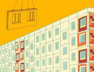 Презентация книги «К типологии советского типового домостроения» в музее архитектуры имени А.В. Щусева