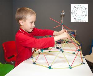 Курс детских мастер-классов «Как понять архитектуру». Образовательный проект «Москва глазами инженера»