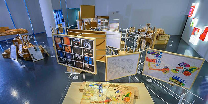 Выставка «Городская регенерация - путешествуя по миру» в Музее архитектуры им. А.В. Щусева
