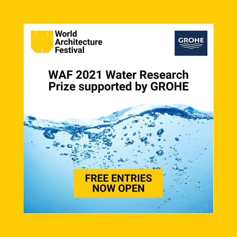 Премия WAF Water Research Prize 2021