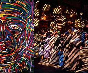 Выставочный проект «Сурен Арутюнян «Чудеса Света» в музее архитектуры имени А.В. Щусева
