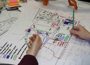 Жители Электрогорска меняют город вместе с YOreseach
