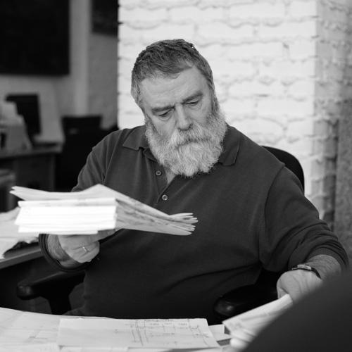 Архитектор Волович В.С.
