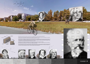 Проект капитального ремонта фасадов жилых домов серии 1-335. АБ «ЗАРЯ»