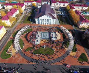 Программа развития общественных пространств на территории Татарстана