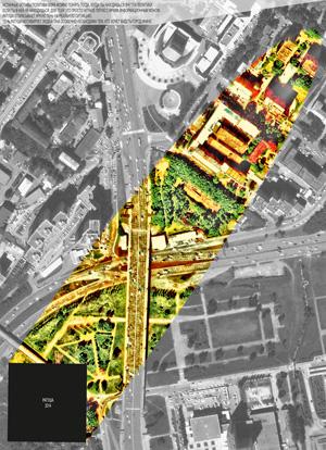 Архитектура Никогда 2014: Ратуша для Новосибирска. Алексей и Игорь Карнауховы. Новосибирск