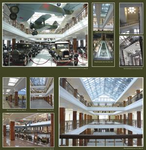 Музей военной техники в г. Верхняя Пышма Свердловской области