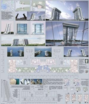 Жилой комплекс «Разводные мосты» в Санкт-Петербурге (Дудергофский канал)