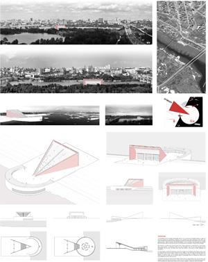 Миры Эль Лисицкого: Pau Ristol Roura. Красный клин / The Red wedge