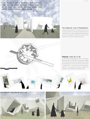 Миры Эль Лисицкого / Worlds of El Lissitzky: Joseph Francis Wong. Фрагментирование целого / Fragmented of Complete