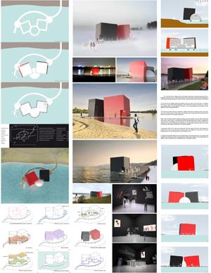 Миры Эль Лисицкого / Worlds of El Lissitzky: Ramón Abarrategui. Гексаэдры и сфера / Hexahedrons & Sphere