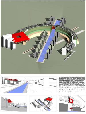 Миры Эль Лисицкого / Worlds of El Lissitzky: Milan Milenkovic. Союз архитектуры и природы / Union Architecture and Nature