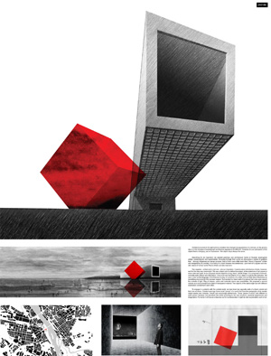 Миры Эль Лисицкого / Worlds of El Lissitzky: Monika Debowska, Karolina Czeczek. Чёрный и красный / Black and red
