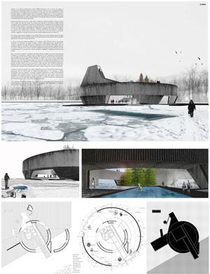 Миры Эль Лисицкого / Worlds of El Lissitzky: UMWELT (Arturo Scheidegger, Ignacio Garcia Partarrieru) + Pedro Alonso. Проун на море / Proun on the sea