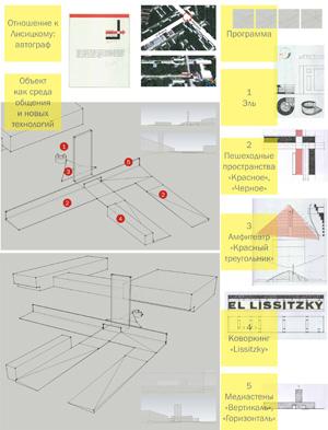 Миры Эль Лисицкого / Worlds of El Lissitzky: Ефим Фрейдин. Автограф / Autograph