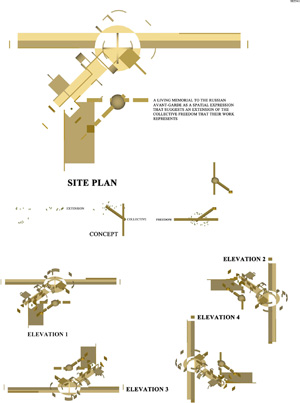 Миры Эль Лисицкого / Worlds of El Lissitzky: Anthony Taylor. Пространственная экспрессия / Spatial expression