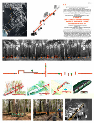 Миры Эль Лисицкого / Worlds of El Lissitzky: Studio Architettura Cadonà. Проект: 1.2