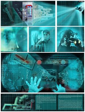 Миры Эль Лисицкого / Worlds of El Lissitzky: Dionysis Mavrotas. Проектор и проекция «E-LISS» / Projector and projectons «E-LISS»