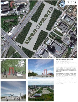 Миры Эль Лисицкого / Worlds of El Lissitzky: Josep Thió. Городской парк / Urban park
