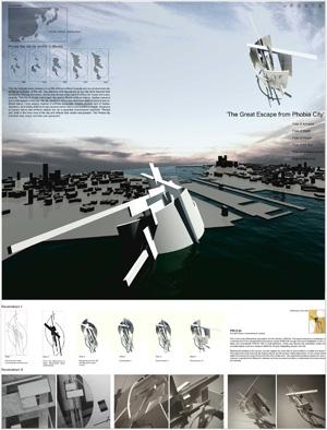 Миры Эль Лисицкого / Worlds of El Lissitzky: Jeongwoo Park. Великий побег из Фобия-Сити / The Great Escape from Phobia-City