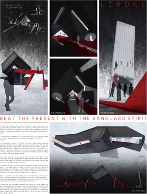 Миры Эль Лисицкого / Worlds of El Lissitzky: Ramiro Jose Sosa. В духе авангарда / With the avant-guard spirit