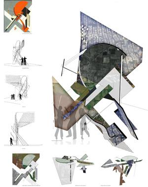 Миры Эль Лисицкого / Worlds of El Lissitzky: Sreoshy Banerjea. Взаимодействие / Interaction
